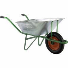 Тачка садовая, грузоподъемность 120 кг, объем 58 л// PALISAD 689105 в Алматы