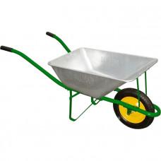 Тачка садовая, грузоподъемность 120 кг, объем 58 л PALISAD 68910 в Алматы