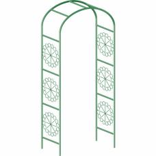 Арка садовая декоративная для вьющихся растений, 228 х 130см// PALISAD 69121 в Алматы