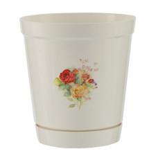 Горшок Глэдис роза 1,2 литра PALISAD 69261 в Алматы