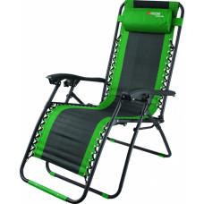 Кресло-шезлонг складное, многопозиционное 160 х 63,5 х 109 cм Camping Palisad 69606 в Алматы