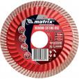 Диск алмазный отрезной 125 х 22,2 мм MATRIX Professional 73194