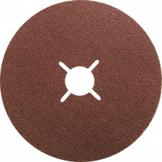 Круги фибровые 5 шт, Р 40, 115 х 22 mm. Matrix 73902 в Алматы