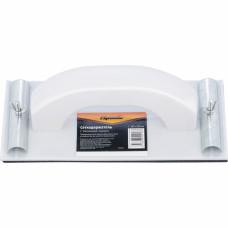 Сеткодержатель, 230 х 105 мм, пластиковый с зажимами SPARTA 758475 в Алматы