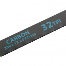 Полотна для ножовки по металлу, 300 мм, 32TPI, Carbon, 2 шт. GROSS 77718 в Алматы