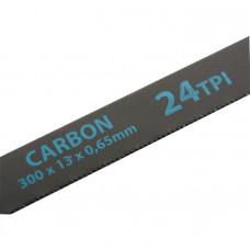 Полотна для ножовки по металлу, 300 мм, 24TPI, Carbon, 2 шт. GROSS 77719 в Алматы