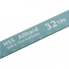 Полотна для ножовки по металлу, 300 мм, 32TPI, HSS, 2 шт. GROSS 77723 в Алматы