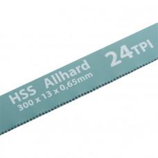 Полотна для ножовки по металлу, 300 мм, 24TPI, HSS, 2 шт. GROSS 77724 в Алматы