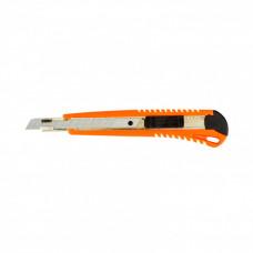 Нож,9 мм, выдвижное лезвие, металлическая направляющая SPARTA 78971 в Алматы