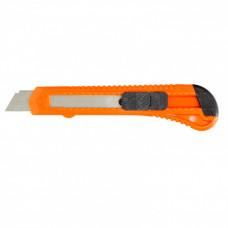 Нож,18 мм, выдвижное лезвие SPARTA 78974 в Алматы