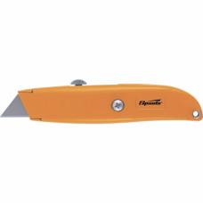 Нож, 18 мм выдвижное трапециевидное лезвие SPARTA 78977 в Алматы