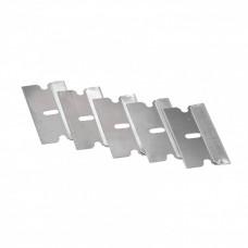 Лезвия запасные для скребка 79547, 79539, 39.5 x 19.5 мм, 5 шт Matrix 79551 в Алматы