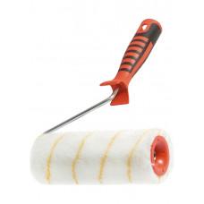 Валик с двухкомп-ой ручкой, 250 мм, ворс 12 мм, D 48 мм, D ручки 6 мм, полиакрил MATRIX 80661 в Алматы