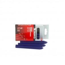 Мелки разметочные восковые синие, 120мм, коробка 6шт.// MATRIX 84819 в Алматы