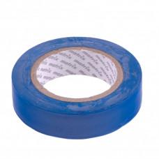 Изолента ПВХ, 15 мм х 10 м, синяя, 150 мкм. Matrix 88770 в Алматы