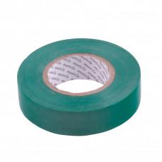 Изолента ПВХ, 19 мм х 20 м, зеленая, 150 мкм. Matrix 88781 в Алматы