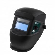 Щиток защитный лицевой (маска сварщика) с автозатемнением Ф5, коробка Сибртех 89177 в Алматы