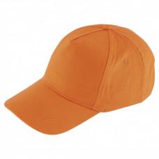 Каскетка, цвет оранжевый, размер 52-62, Россия Сибртех 89186 в Алматы