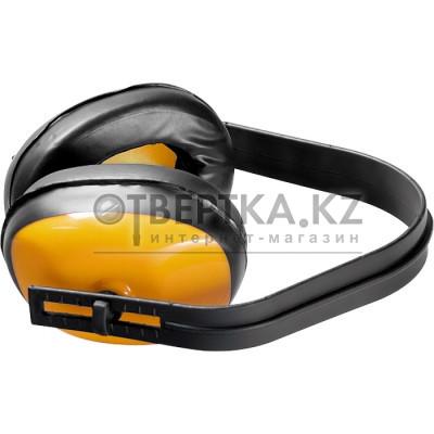 Наушники защитные, пластмассовые дужки SPARTA 893605