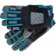 Перчатки универсальные комбинированные DELUXE, XL// GROSS 90334
