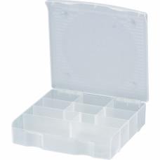Блок для мелочей, 17 x 16 см, прозрачный матовый. СИБРТЕХ 90722 в Алматы