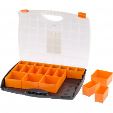 Органайзер с контейнерами 425 х 330 х 60 мм, пластик, Россия STELS 90725 в Алматы