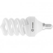 Лампа компактная люминесцентная, спиральная, 15W, 2700K, E14, 8000ч. STERN 90923 в Алматы