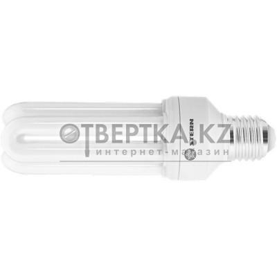 Лампа компактная люминесцентная, дуговая, 15W, 4000K, E27, 8000ч., Stern 90951