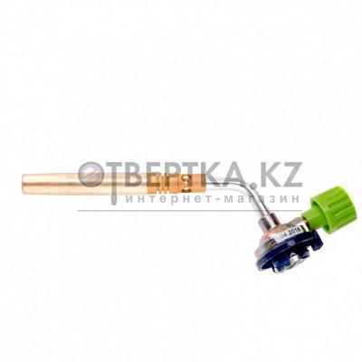 Горелка газовая на бутановый баллон, диаметр сопла 12 мм Сибртех 91435