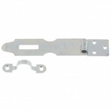Накладка дверная НД1 (L-125 мм), цинк, 5 шт, (Металлист). Россия 91539 в Алматы