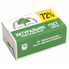 Мыло хозяйственное, 72%, 200 гр, НМЖК Россия 92185 в Алматы