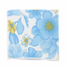 Салфетки из микрофибры с син.цветами 300*300 мм Elfe 92306 в Алматы