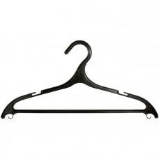Вешалка пластик. для легкой одежды размер 46-48, 410 мм, 5 шт. в комплекте ТМ Elfe Россия 92900 в Алматы
