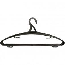 Вешалка пластик. для верхней одежды размер 48-50, 420 мм ТМ Elfe Россия 92903 в Алматы
