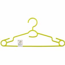 Вешалка пластиковая для легкой одежды, цветная 38 см. ELFE 92929 в Алматы