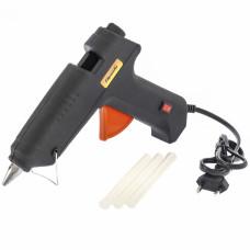 Клеевой пистолет с выкл. 12 мм в кейсе, 100 Вт, 8 г./мин. // SPARTA 93034 в Алматы