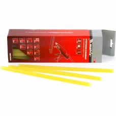 Стержни клеевые, 11 мм, L-300 мм, 1 кг, жёлтый MATRIX 930743 в Алматы