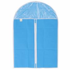 Чехол для хранения одежды на молнии, нетканый материал, ПВХ, 60 х 90 см. Elfe 93115 в Алматы
