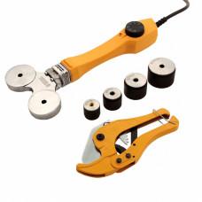 Аппарат для сварки пластиковых труб DENZEL DWP-750 94203 в Актау