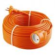 Удлинитель-шнур силовой, 15м, 1 розетка// Stern 95711