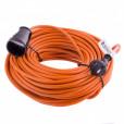 Удлинитель-шнур силовой DENZEL 95911