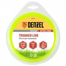 Леска для триммера Denzel 96125 в Алматы