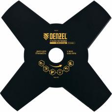Диск для триммера Denzel 96323 в Алматы