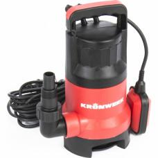 Дренажный насос для грязной воды KP800 Kronwerk 97232 в Алматы