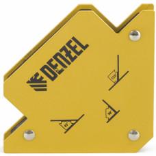 Фиксатор магнитный для сварочных работ усилие 25 LB// Denzel 97551 в Алматы