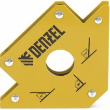 Фиксатор магнитный для сварочных работ усилие 50 LB// Denzel 97553 в Алматы
