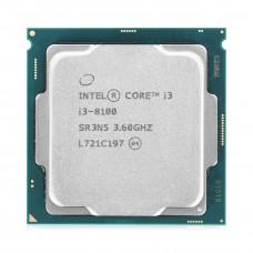 Процессор Intel 1151v2 i3-8100 в Алматы