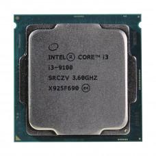 Процессор Intel 1151v2 i3-9100 в Алматы