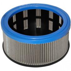 Складчатый фильтр FP 3600 (целлюлоза) для пылесосов без виброочистки Интерскол 411729 в Алматы