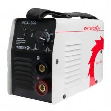 Инверторный аппарат ручной сварки Интерскол ИСА-200 в Алматы